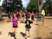 Team Mitch - walk for brain cancer